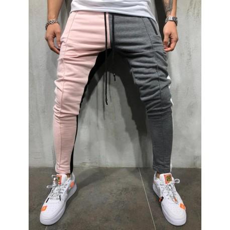 Calça Moletom Masculina Hip Hop Moda Fitness Casual Esportiva