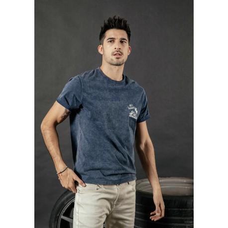 Camiseta Casual Masculina Moda Verão Hip Hop Fashion Top