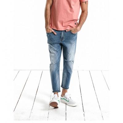 Calça Jeans Casual...