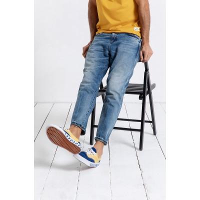 Calças Jeans Masculina Moda...