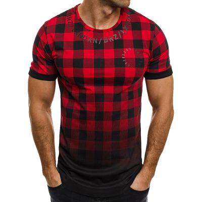Camiseta Xadrez Masculina...