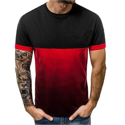 Camiseta Gradiente Básica...