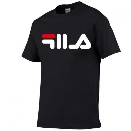 Camiseta Masculina Casual para o Dia Dia Gola O Estampada Top