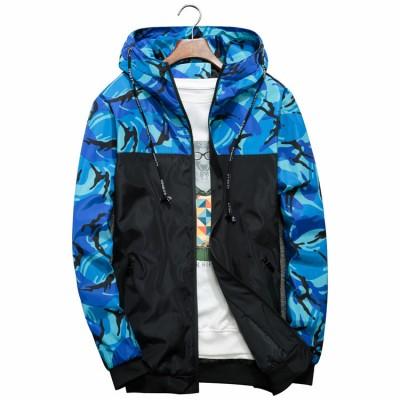Jaqueta de Camuflagem...