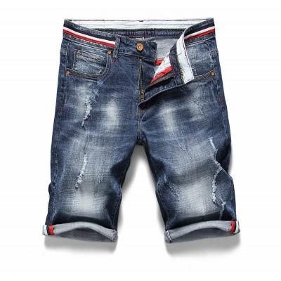 Bermuda Jeans Masculina...