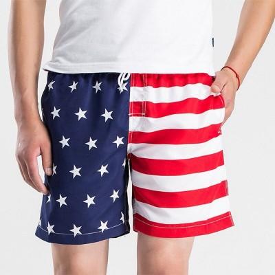 Short Bandeira Americana...