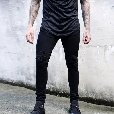 Calça Jeans Básica Justa...