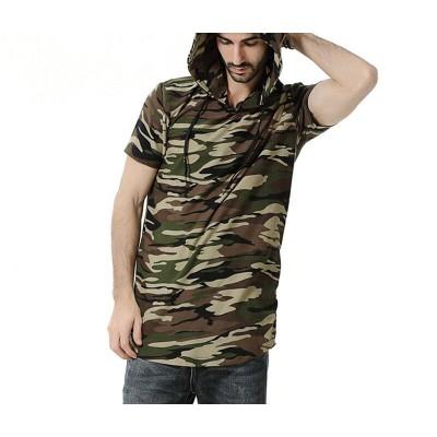 Camiseta Camuflada com...