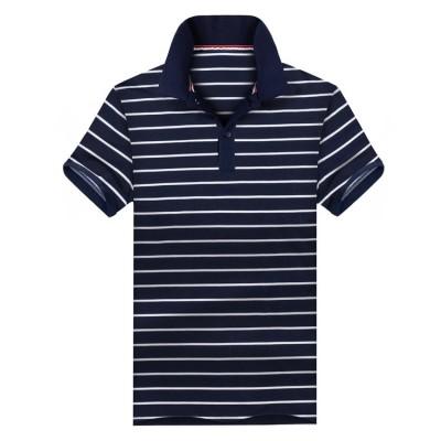 Camisa Gola Polo Listrada...