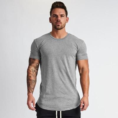 Camiseta Básica Elástica...