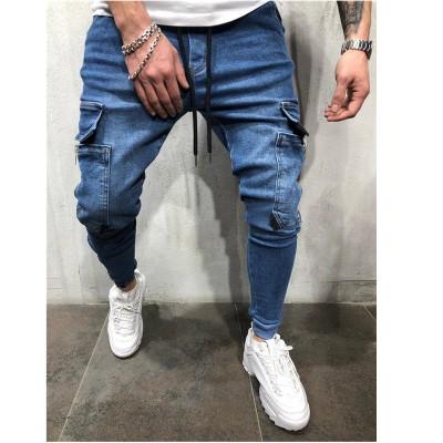 Calça Jeans Moderna Cintura...