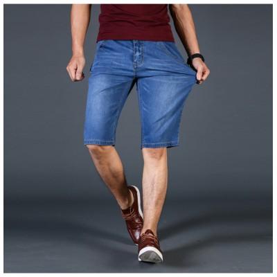 Bermuda Jeans Básica...