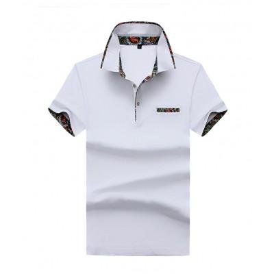 Camisa Masculina Gola Polo...