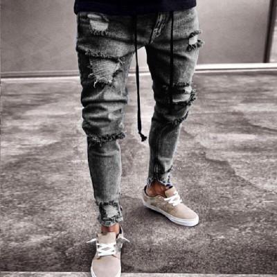 Calça Jeans Fashion com...