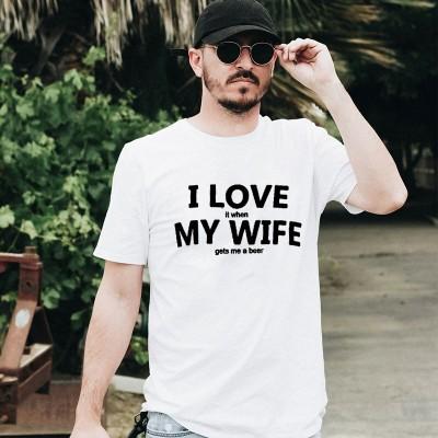 Camiseta Básica Estampada...