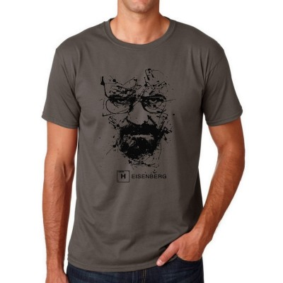 Camiseta Casual Estampada...
