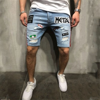 Bermuda Jeans Hyper Listras...