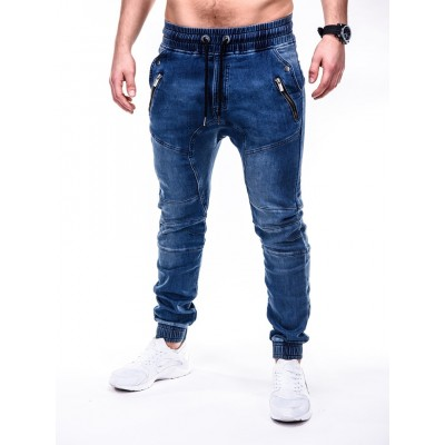 Calça Jeans Fino Moderno...