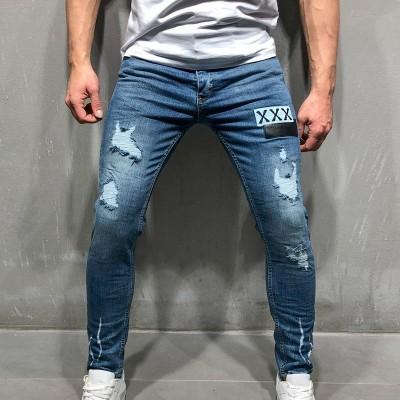 Calça Jeans Fino Hyper com...