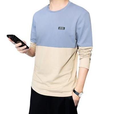 Camisa Manga Longa Color...