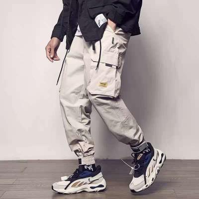 Calça Streetwear Bolso...