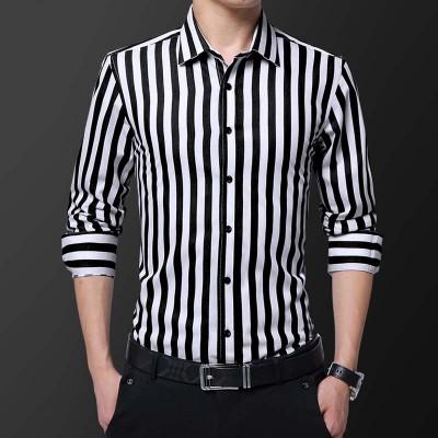 Camisa Social Listras...