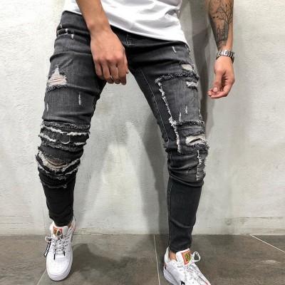 Calça Jeans Skinny...