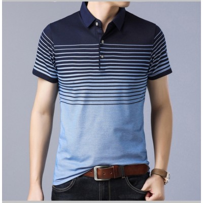 Camisa Polo Golf Listrado...
