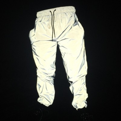 Calça Refletiva Streetwear...
