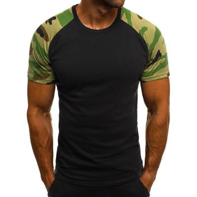 Camiseta Camuflada Estilo...