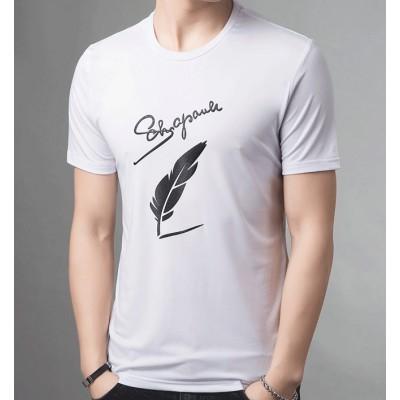 Camiseta Estampada Pena...