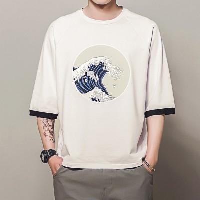 Camiseta Estampada Fashion...