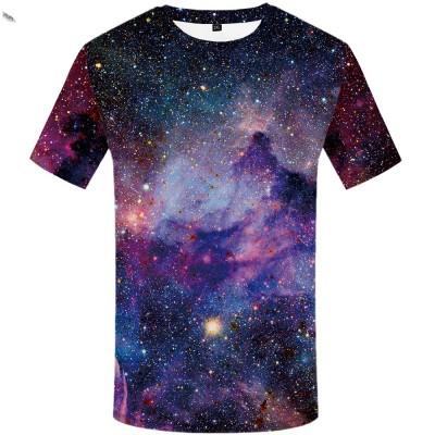 Camiseta Estampada Galaxia...