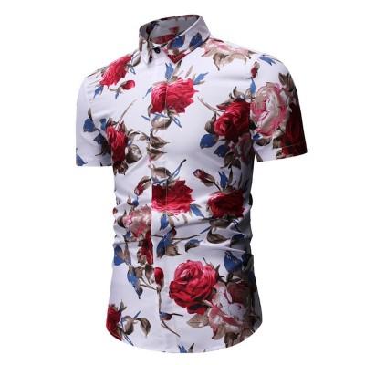 Camisa Estampa Floral...