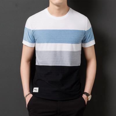 Camiseta Listrada Color...