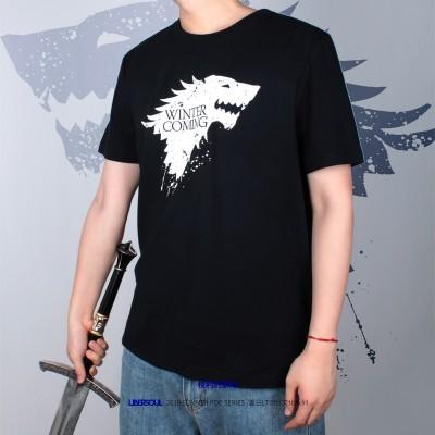 Camiseta Estampada Stark...